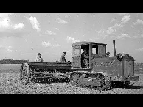 Трактор КД-35 [АВТО СССР]