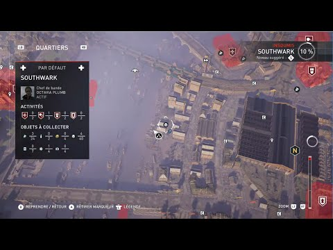 Assassin's Creed Syndicate - Coffre blanc n°2 à Southwark