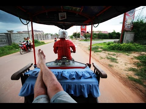 FIRST DAY IN SIEM REAP (Cambodia!)