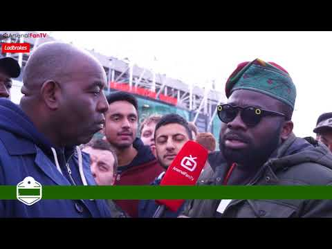 Credit To Man United For The Respect Shown To Wenger (Kelechi) | Manchester United 2-1 Arsenal