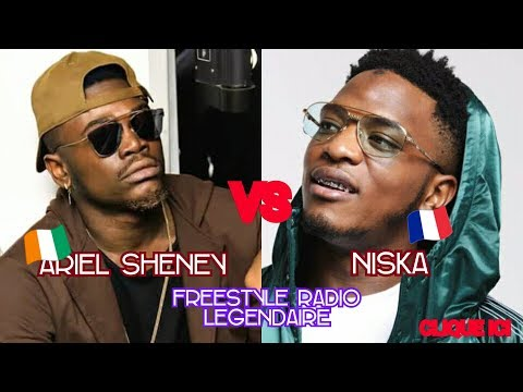 🔴ARIEL SHENEY VS NISKA - ►Freestyle Legendaire #5