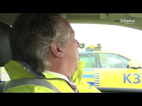Airside Operations Manager waakt over veiligheid op luchthaventerrein