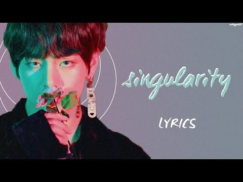BTS V - 'Intro: Singularity' [Han|Rom|Eng lyrics]