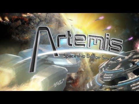 Artemis Spaceship Bridge Simulator - Captain DevilDog