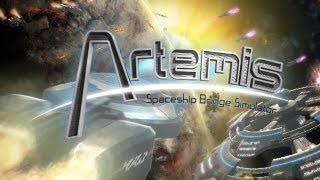 Artemis Spaceship Bridge Simulator - Captain DevilDog