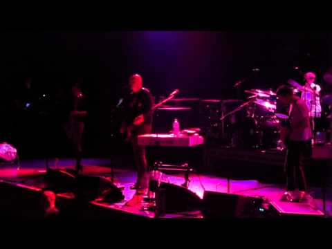 Smashing Pumpkins Billy talking and Oceania A2 St.Petersburg Russia 05-08-2013
