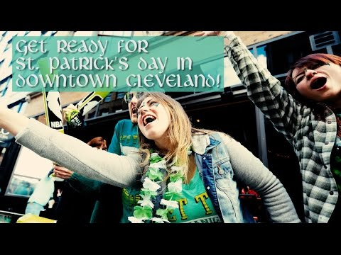 Get hyped for Cleveland's St. Patrick's Day Parade 2017 (video)