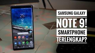 Gambar cover Samsung Galaxy Note 9, Smartphone Terlengkap? Review & Pro Tips.