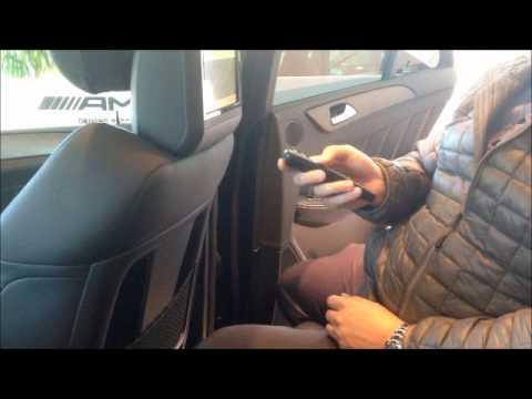 Rear Seat Entertainment System 2014 Mercedes-Benz