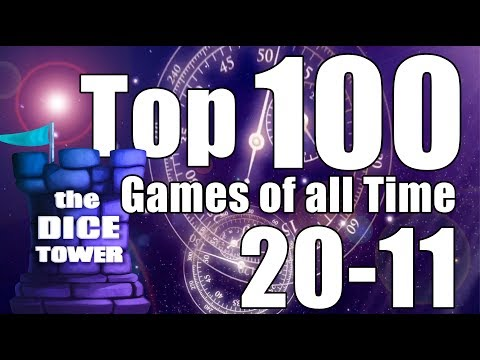 Top 100 Games Of All Time 20-11