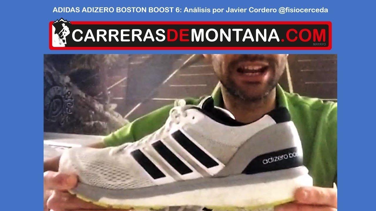 2bf3d8076c87 Adidas Adizero Boston Boost 6  Análisis por Javier Cordero  fisiorceda