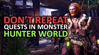 How to fix Monster Hunter World PC error code 50382-MW1 5098f MW1