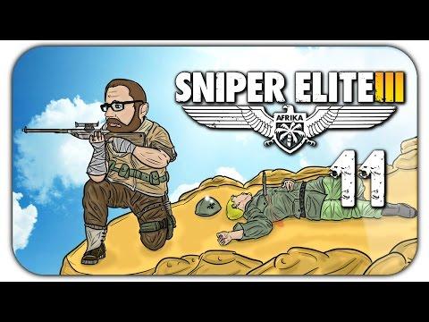 Sniper Elite III: Afrika (#11) Przełęcz Kasserine.