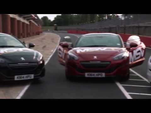 Peugeot RCZ R Track Day