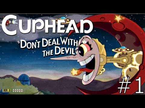 CupHead | GIVE ME SOMETHING TO BREAK!!  #1