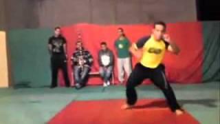 capoeira  c.d.o. blida