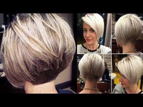New Style Bob Haircut for Women (Bob Haircut for Women 2016) Bob Style Haircut Quick
