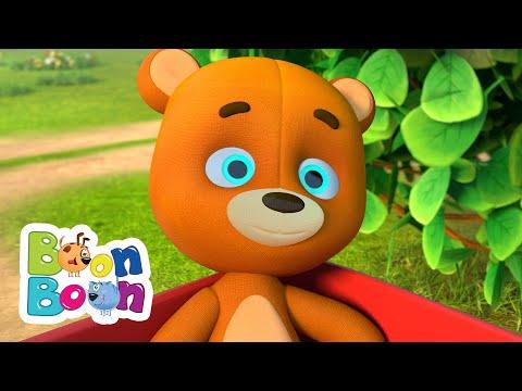 Ursul doarme + alte cantece ale copilariei | Cantece Copii | BoonBoon – Cantece pentru copii in limba romana