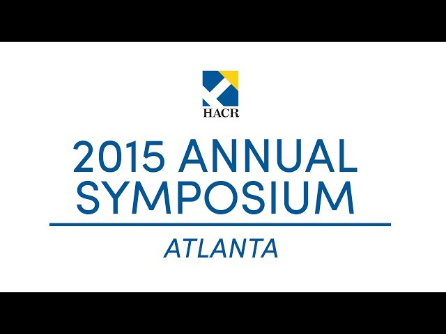 2015 HACR Symposium Business Session: Emerging Opportunities for Tomorrow's Workforce
