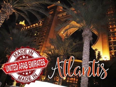 Atlantis. United Arab Emirates