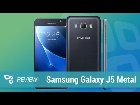 Samsung Galaxy J5 Metal [Review] - TecMundo