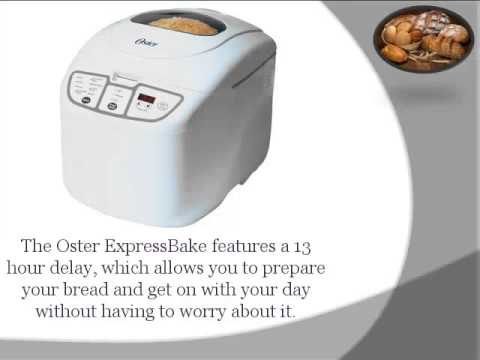 oster 5838 58 minute expressbake breadmaker review youtube rh youtube com oster bread maker recipes 5838 oster breadmaker 5838 reviews
