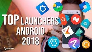 TOP Android Launchers, CAMBIA EL ASPECTO de tu smartphone