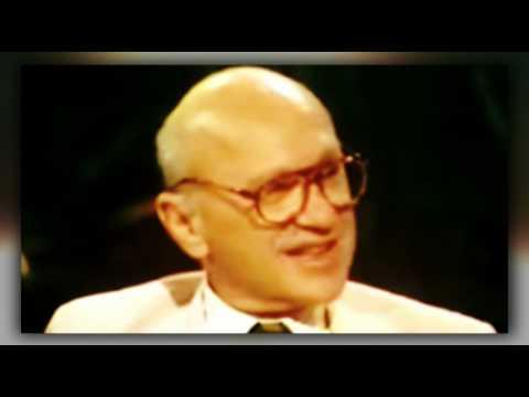 Socialism vs Capitalism: Milton Friedman.