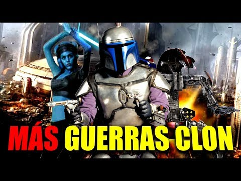 STAR WARS BATTLEFRONT 2 NECESITA MÁS GUERRAS CLON thumbnail