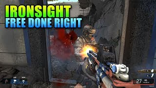 Ironsight Beta - Free FPS Done Right