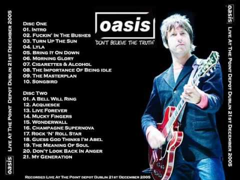 Oasis Download Dublin The Point 1st Night 2005 MP3