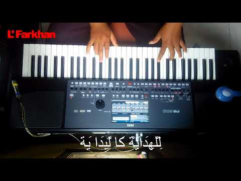 Ya Habibal Qolbi (AUDIO JERNIH) KARAOKE LIRIK (PUTRI) Cover By El Farkhan Kebumen