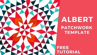 Albert Patchwork tutorial -- take the challenge!
