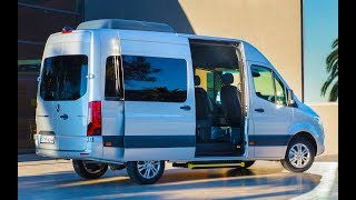 2019 Mercedes Sprinter - World's Most High Tech and Connected Van