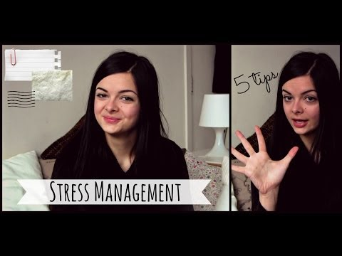 Handling Stress | 5 Steps
