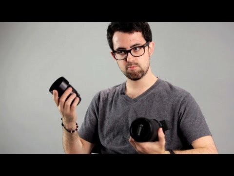 Prime Lenses vs. Zoom Lenses | Digital Cameras