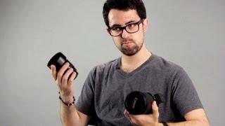 Prime Lenses vs. Zoom Lenses   Digital Cameras