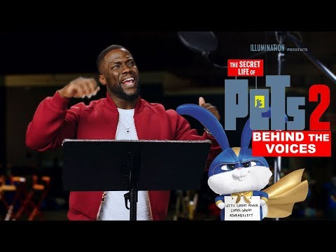 The Secret Life Of Pets 2 Behind The Voices Youtube