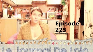 Le point du vendredi - Episode 225 - Le journal de Lolo -