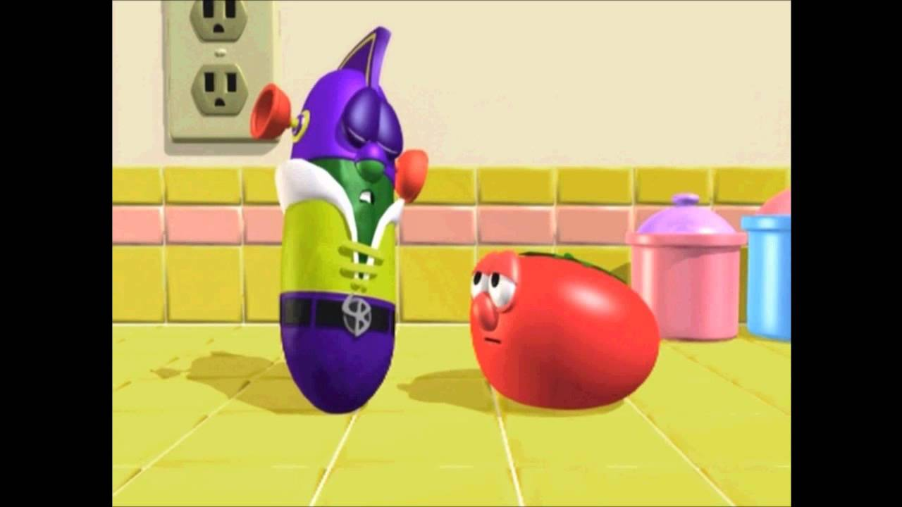 I Laughed I Cried It Moved Me Bob Veggietales Youtube