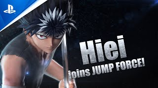 Jump Force - Hiei Trailer | PS4