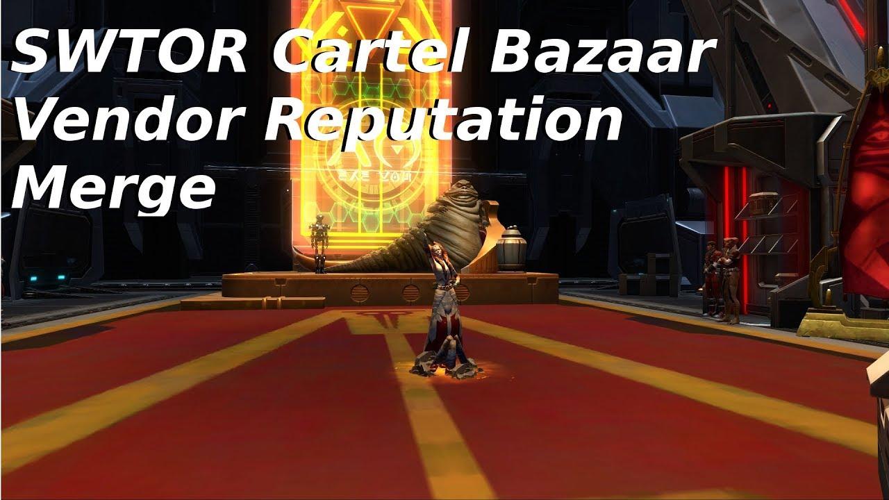 Cartel Bazaar Swtor