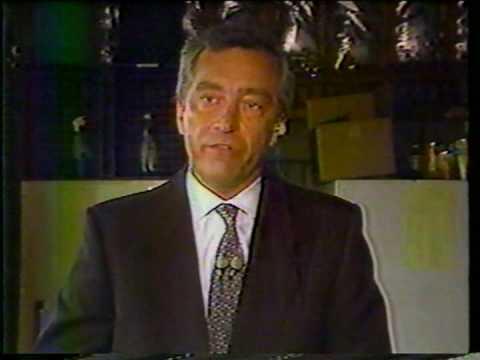 Harold Washington v. Eddie Vyrdolak- Live on TV