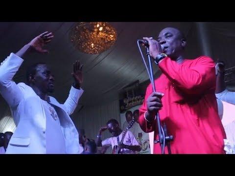 Kwam 1 | King sunny Ade | Small Doctor| Reekado banks |Performing @ PASUMA'S 5OTH BIRTHDAY