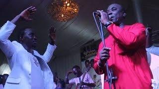 Kwam 1   King sunny Ade   Small Doctor  Reekado banks  Performing @ PASUMA'S 5OTH BIRTHDAY