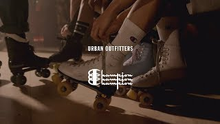 DOMINIQUE| Champion + Urban Outfitters Skate-off
