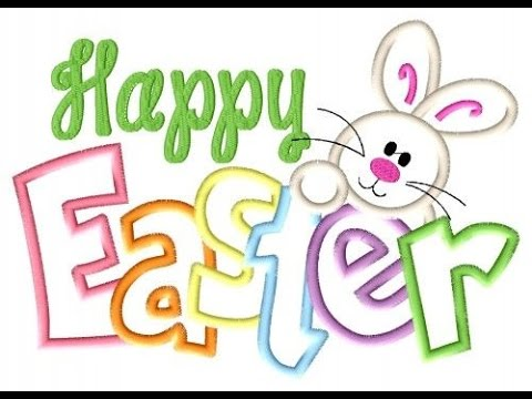 Awesome Happy Easter Bunny Song With Real Bunny Pictures