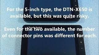 TFTパネル化/TFT panel/module on「PC110」 IBM Palm Top PC