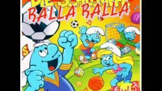 Die Schlümpfe Vol. 05 - Balla Balla - 14 - Zehn kleine Schlumpfefreunde