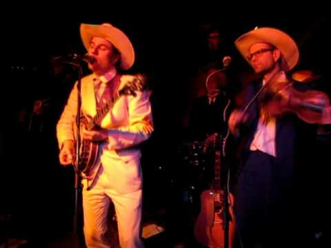 Handsome Hank & his Lonesome Boys - live in Berlin